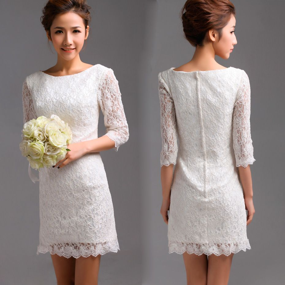 Best 25+ Bride Reception Dresses Ideas On Pinterest