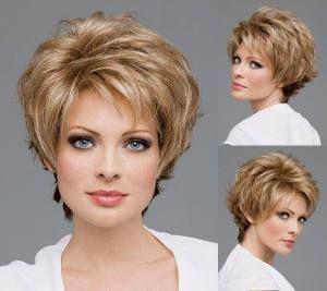 Tunsori Femei De Varsta A Doua 7 Tunsori Short Wigs Cheap Lace