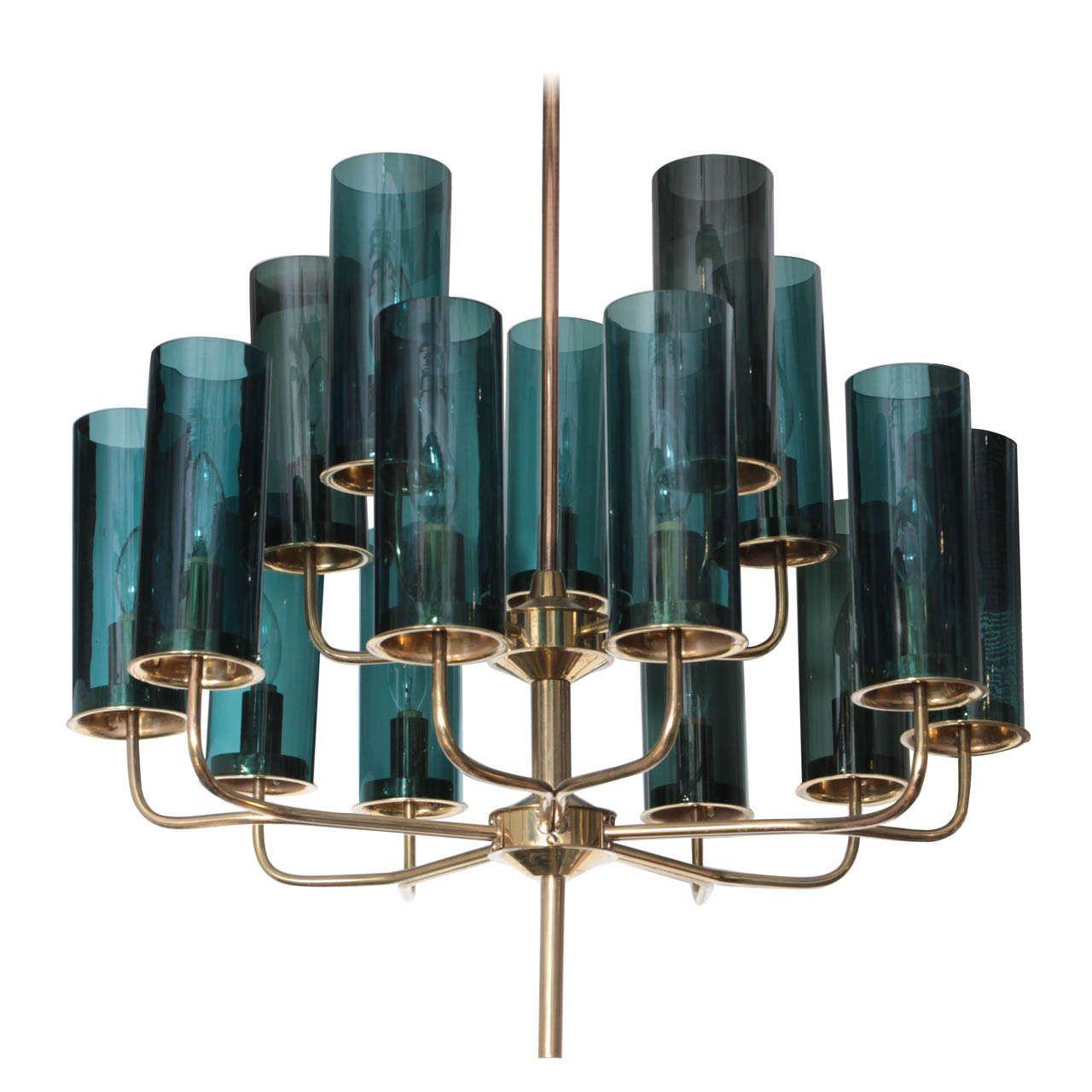 FLODEAU.COM - Handblown Glass Lighting by Rothschild Bickers 02 ...