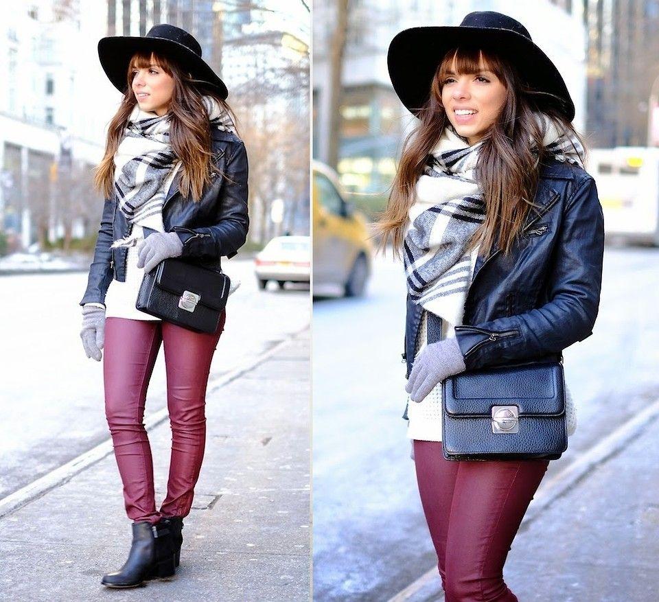 Daniela R. - It's cold outside