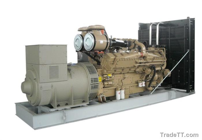 1250kva 1000kw Cummins Diesel Generator Set China 1250kva 1000kw Cummins Diesel Cummins Diesel