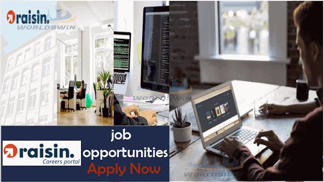 Raisin Job Opportunities Job Opportunities Job Opportunity