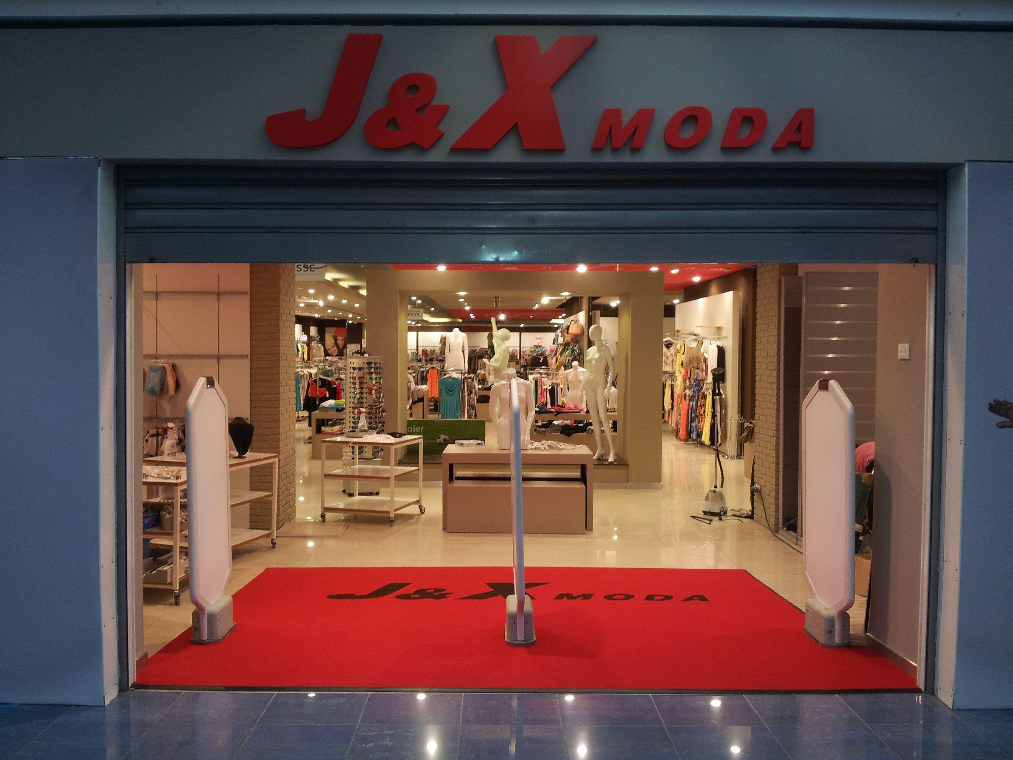 zerbino personalizzato in cocco sintetico negozio abbigliamento e
