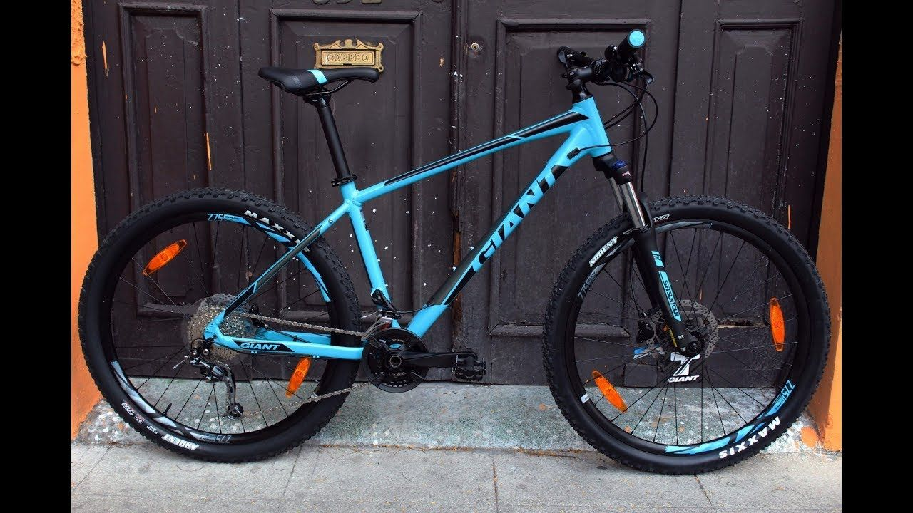 Giant Talon 2 2018 Model Best Xc Mtb Full Review Youtube Giant Mtb Mtb Bicycle