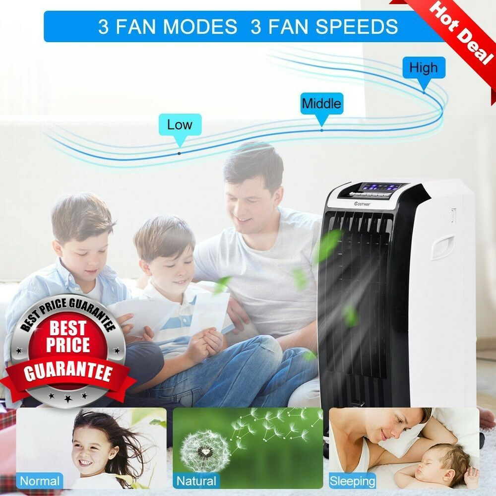 Portable Air Conditioner Cooling System Cooler AC Unit