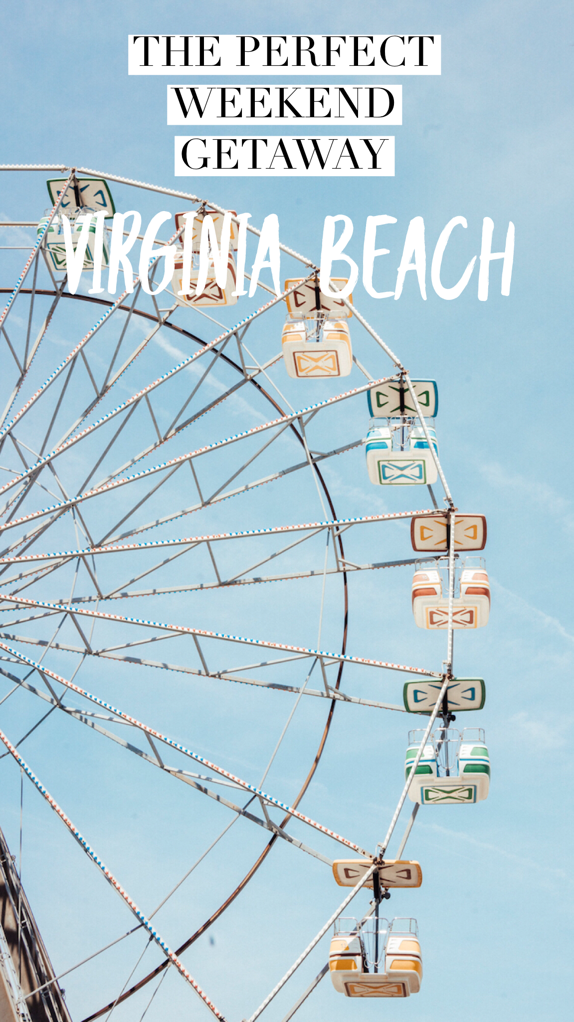 Why A Weekend Getaway In Virginia Beach Needs To Be On Your Travel Do List Live Like It S The