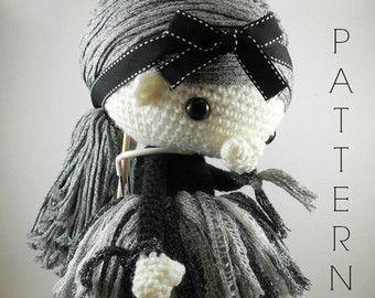 Amigurumi Zeitung Abo : Olivia Amigurumi Doll Crochet Pattern PDF por CarmenRent ...