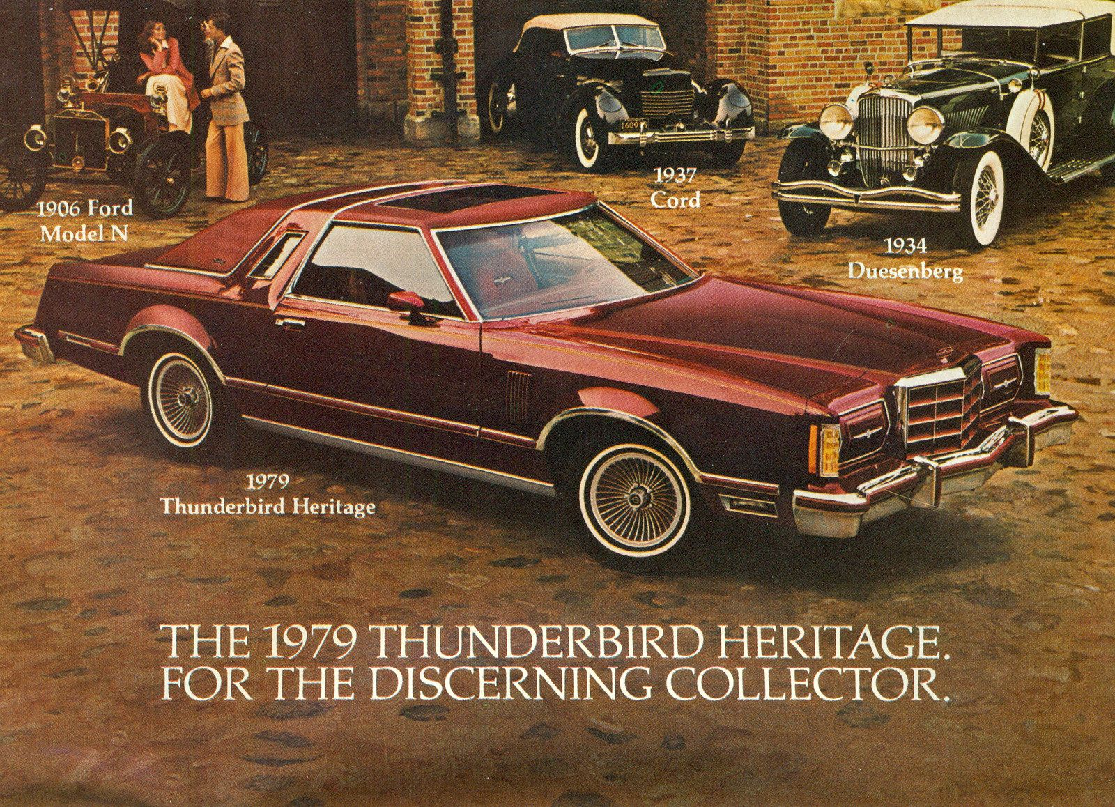 1979 Ford Thunderbird Heritage | Cars Ive had ( or cars just like