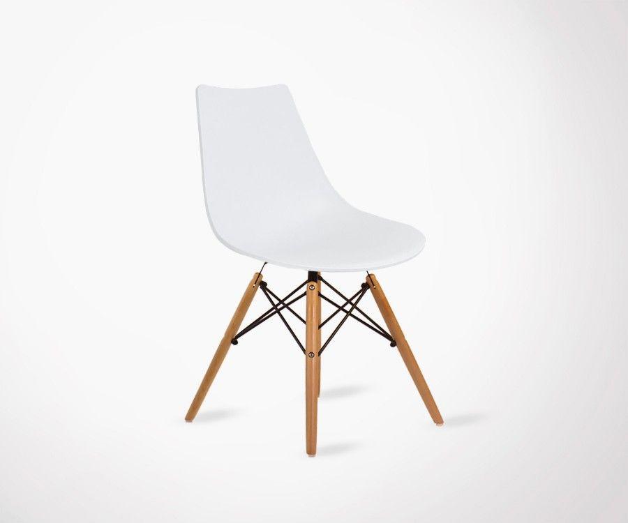 Optez pour nos chaises design scandinave style Eames Livraison 3