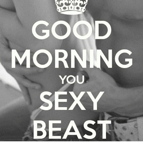 Sexy love msg morning