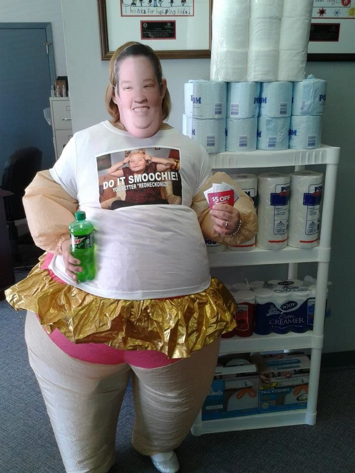 photos winners of the official honey boo boo halloween costume contest - Boo Halloween Costumes
