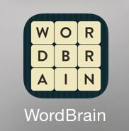 "The moment you realized that this icon for the app ""wordbrain"" is unsolvable. Mind=blown. LOL"