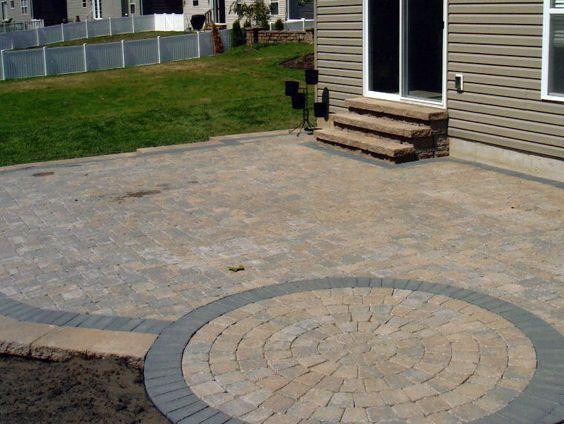 Pin By Keri Stoner On Garden Ideas Paver Patio Outdoor Patio Decor Diy Patio Pavers