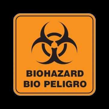 Biohazard Bio Peligro 14393 Biohazard Vinyl Colors Colorful Prints