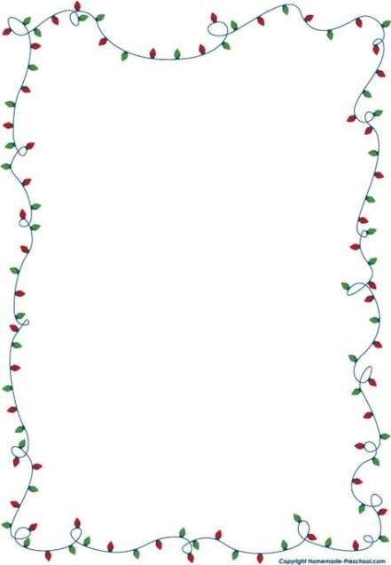 17 Trendy Christmas Tree Pattern Templates Free Printable Clip Art Christmas Lights Clipart Free Christmas Backgrounds Free Christmas Borders
