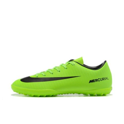 pretty nice 217aa 56f68 Barato Nike Mercurial Victory XI TF Hombre Mujer Verde Online