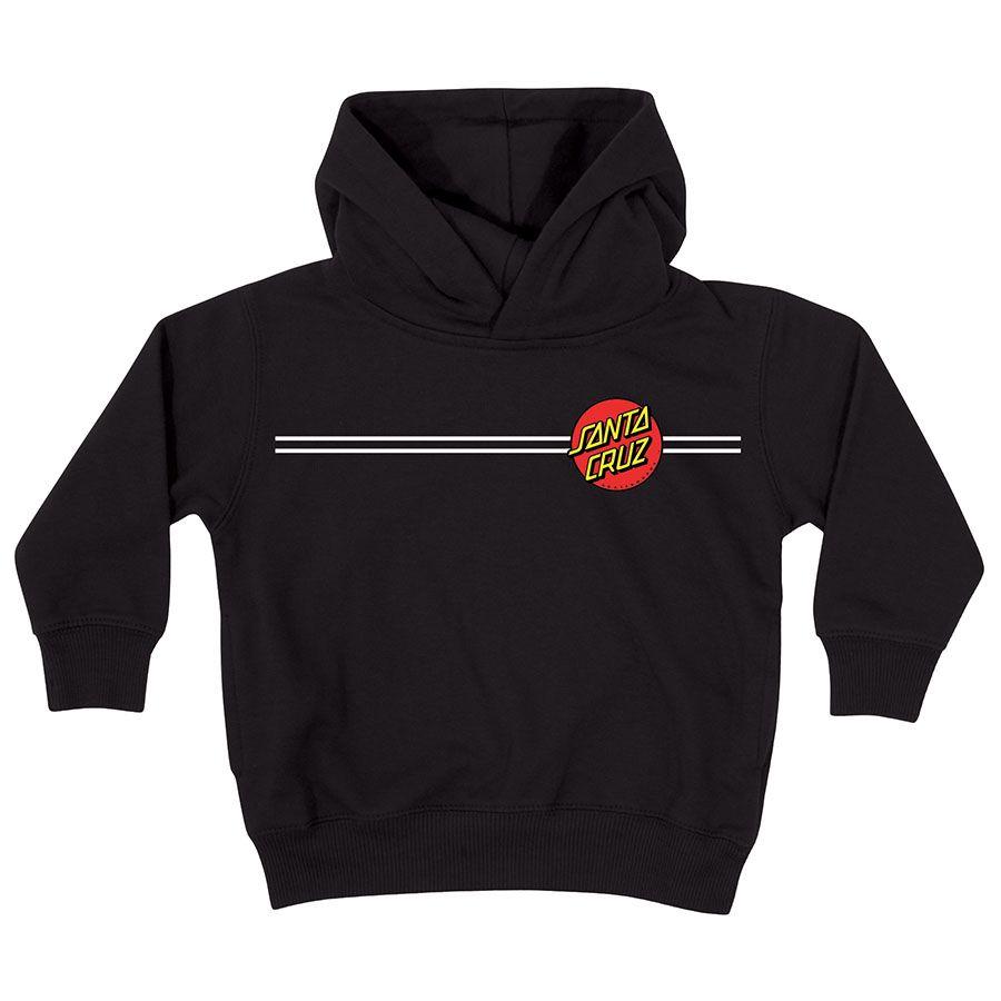 Santacruz Classic Dot Pullover L S Kids Sweatshirts Black Sweatshirts Kids Sweatshirt [ 900 x 900 Pixel ]