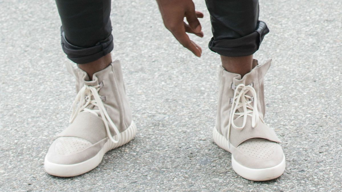 Adidas Is Very Pleased With The Success Of Kanye S Yeezy Collection Sneakers Kanye West Adidas Kanye West Adidas Yeezy