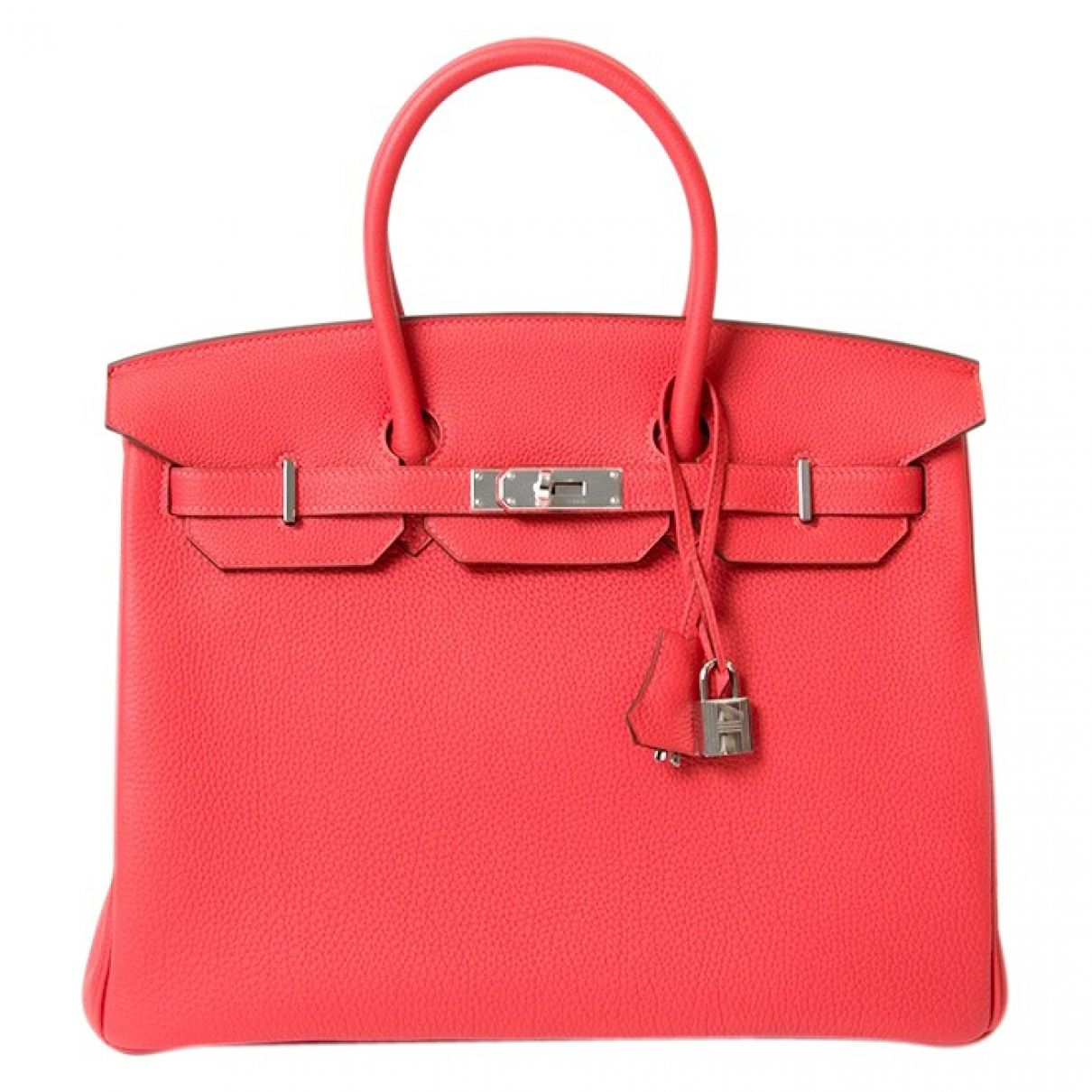 262ac8b23d Hermes Red Leather Birkin Bag | Vestiaire Collective | Bags