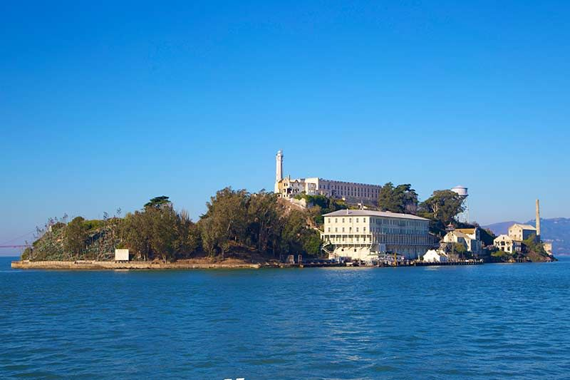 Alcatraz Island San Francisco Ca Cool Places To Visit