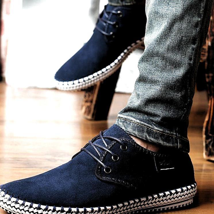 fashion summer shoes men slip