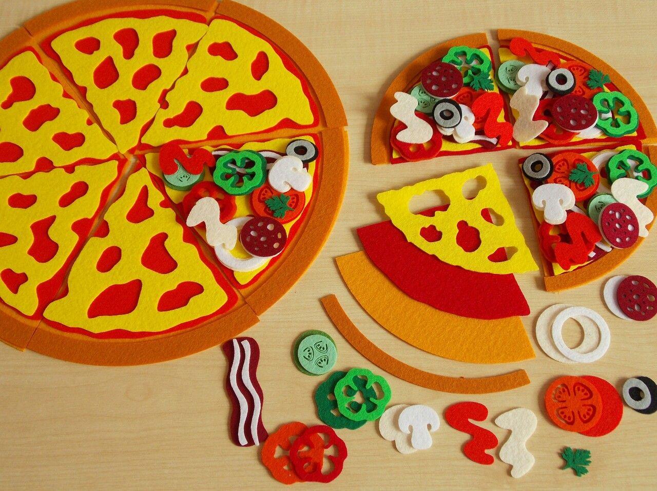 пицца картинки для поделок трассе можно