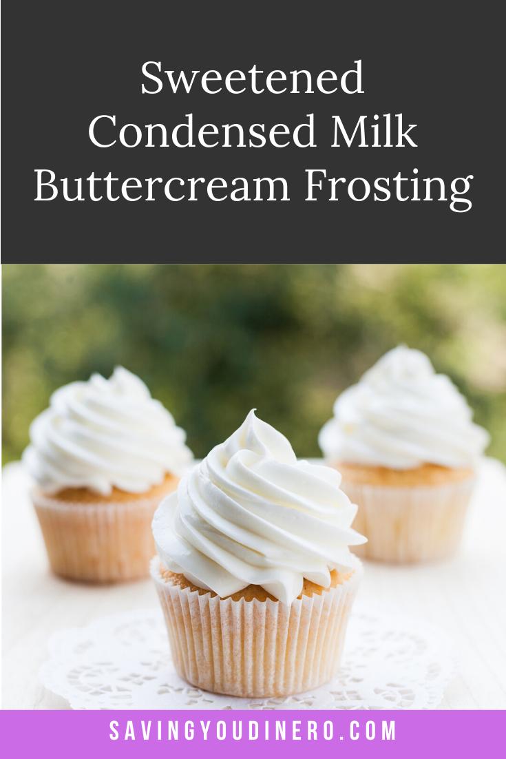 Sweetened Condensed Milk Buttercream Frosting Recipe Recipe In 2020 Best Vanilla Cake Recipe Vanilla Cake Recipe Moist Vanilla Cake