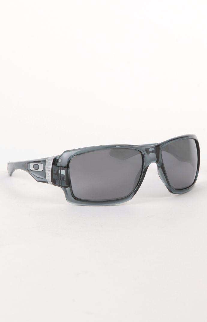 d50dbd7d0a Mens Oakley Sunglasses - Oakley Big Taco Crystal Black Sunglasses ...