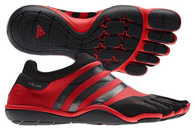 eba8b0e97cf Adidas Toe Shoes WANT!
