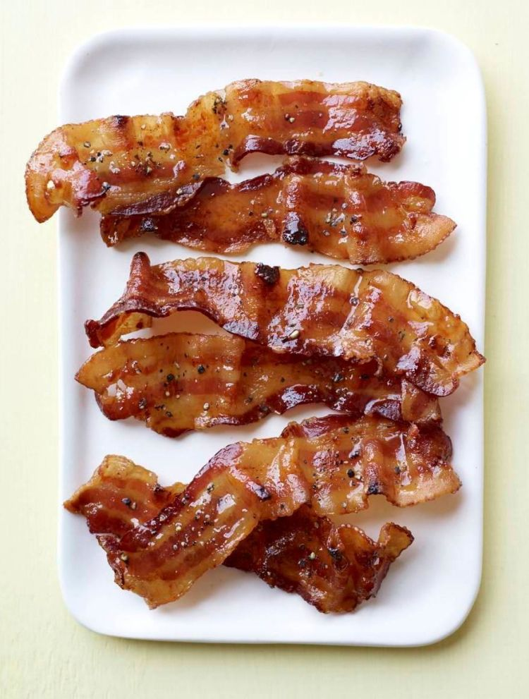 how to cook the perfect bacon in the oven