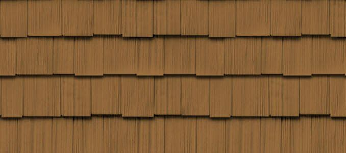 Best Cedar Impressions® Double 9 Staggered Rough Split Shakes 400 x 300