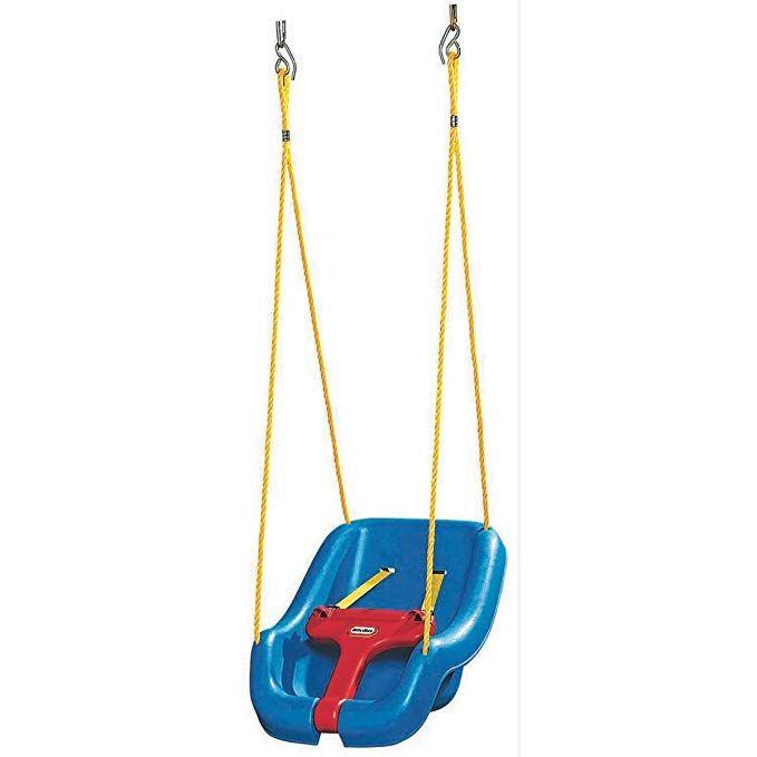 bfa13dffd Little Tikes 2-in-1 Snug N Secure Swing