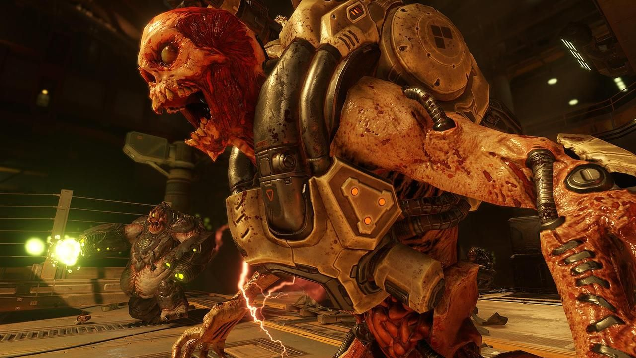 Blowing up everything as dooms revenant demon ign plays live we doom returns to hell this friday with the promise of fast paced gore filled gameplay that returns the series to its roots with gamers young and old and ccuart Gallery