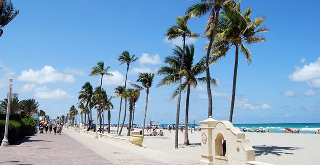 Hollywood Beach Real Estate Miami Waterfront