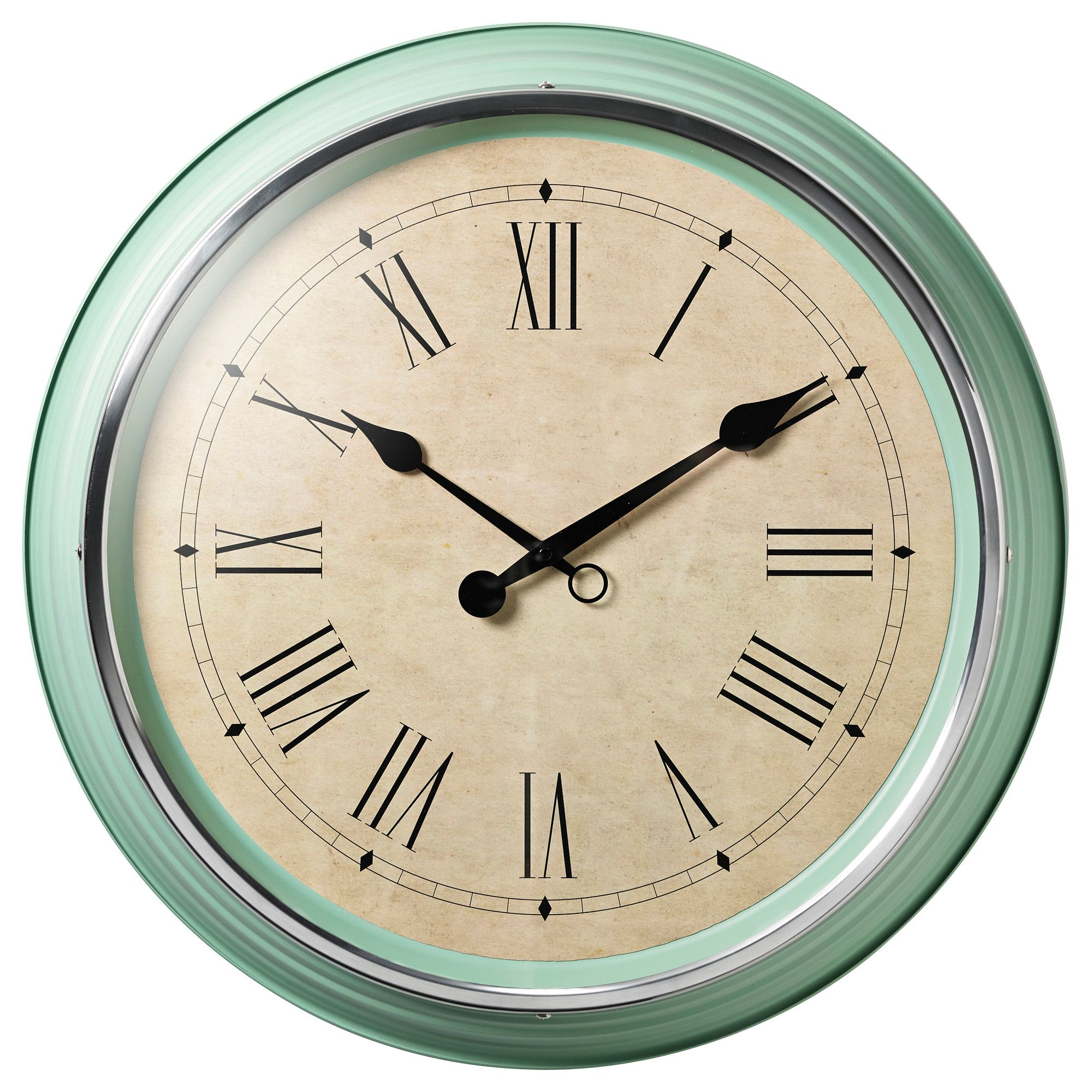 Statement Wall Clocks 49 99 Skovel Wall Clock Ikea 2 39 Diameter Would Make