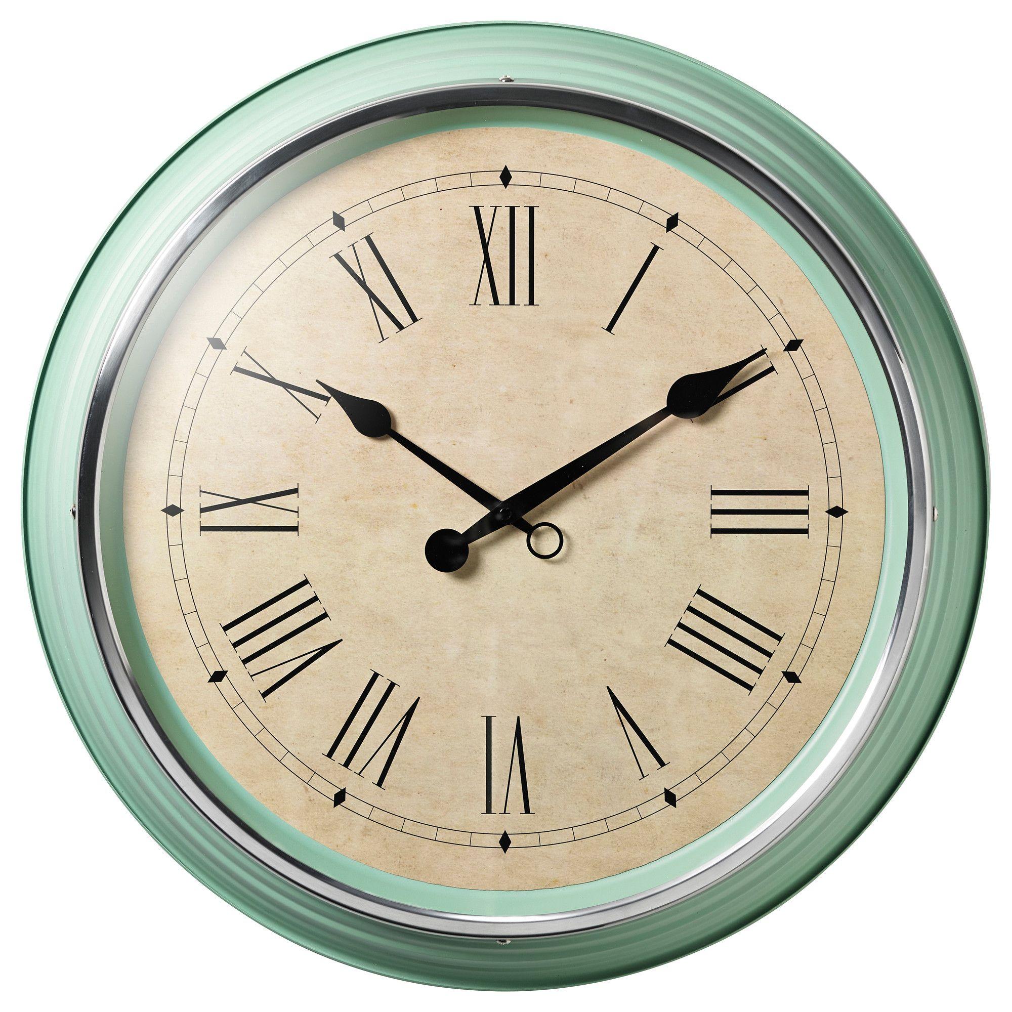 4999 SKOVEL Wall Clock