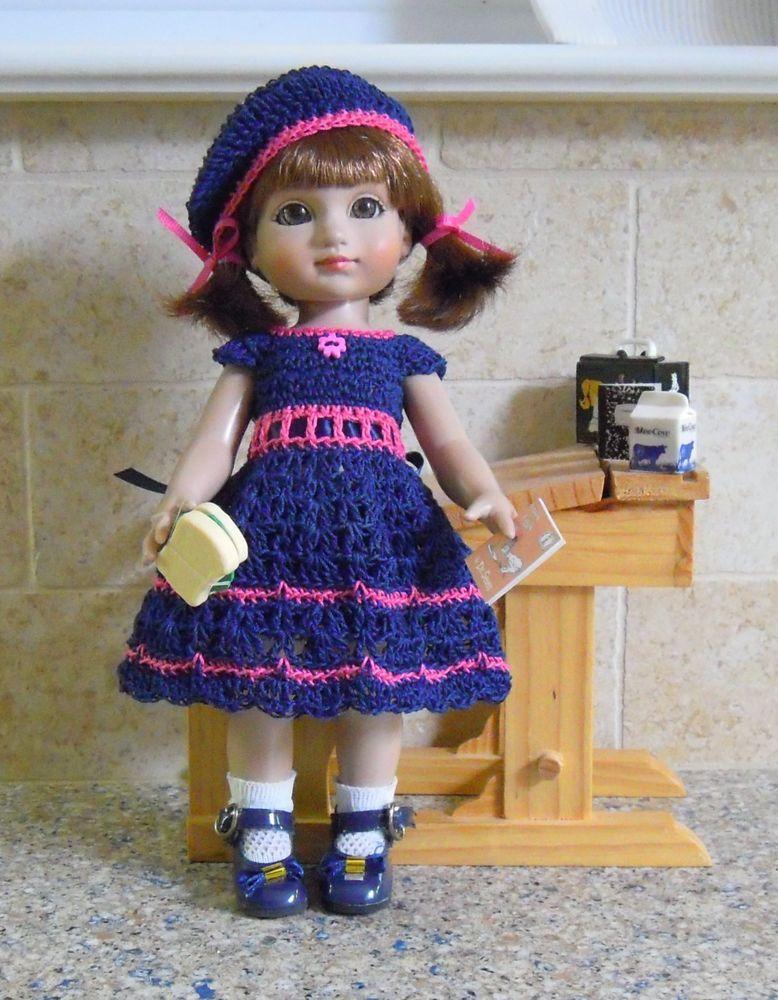 "~* BERRY COBBLER *~  for 10"" Tonner Patsy, Ann Estelle, & same size #ClothingAccessories"