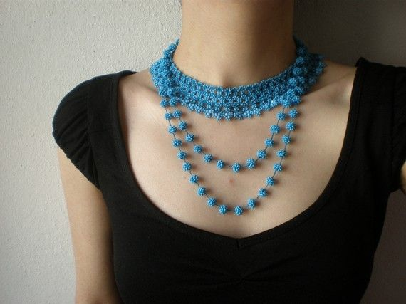 Lindos y originales accesorios tejidos a crochet...