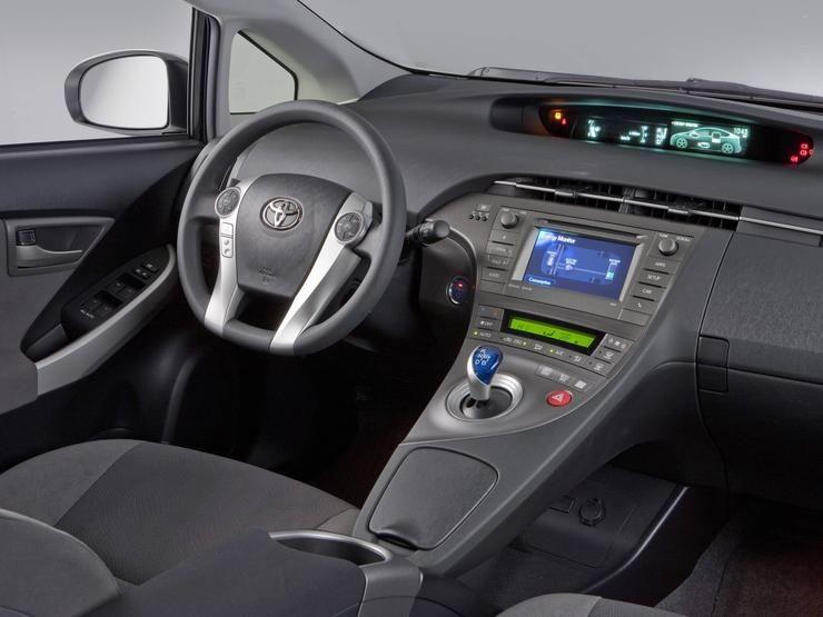 Toyota Prius Interior 2013 2015 Toyota Prius Interior Toyota