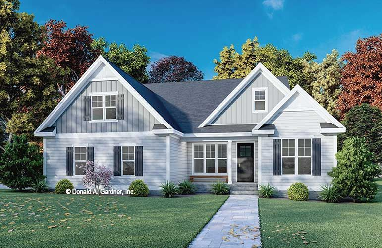 Rogers Plan 1383 | Rendering-to-Reality