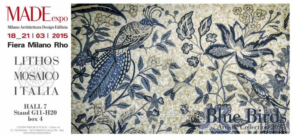 Lithos Mosaic Italy