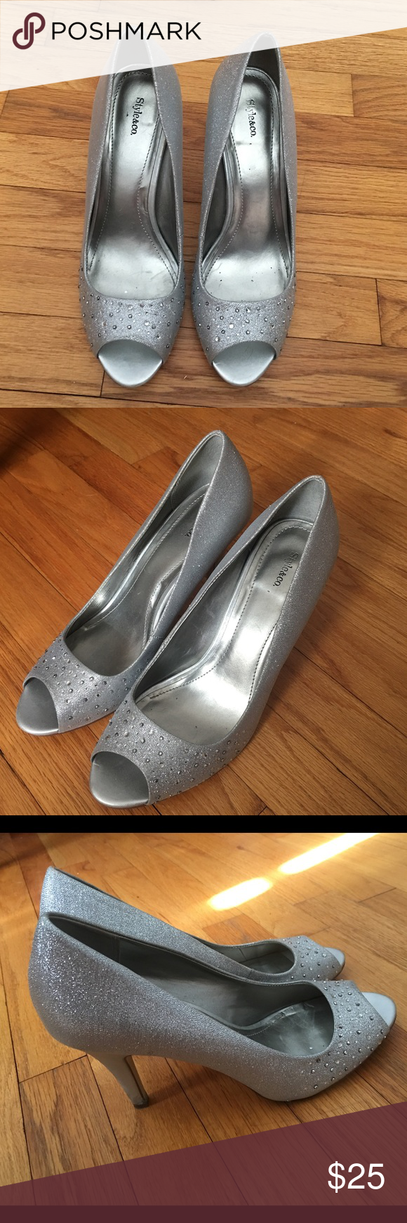 Style & Co Heels These are very comfortable well kept together Heels Style & Co Shoes Heels