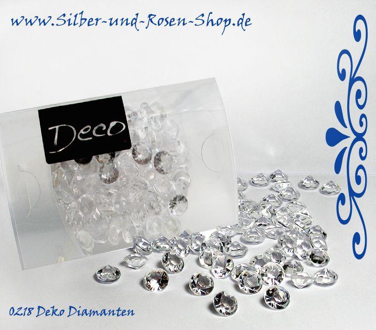 deko diamanten 13 mm streudeko f r diamantene hochzeit preiswert bestellen diamantenhochzeit. Black Bedroom Furniture Sets. Home Design Ideas