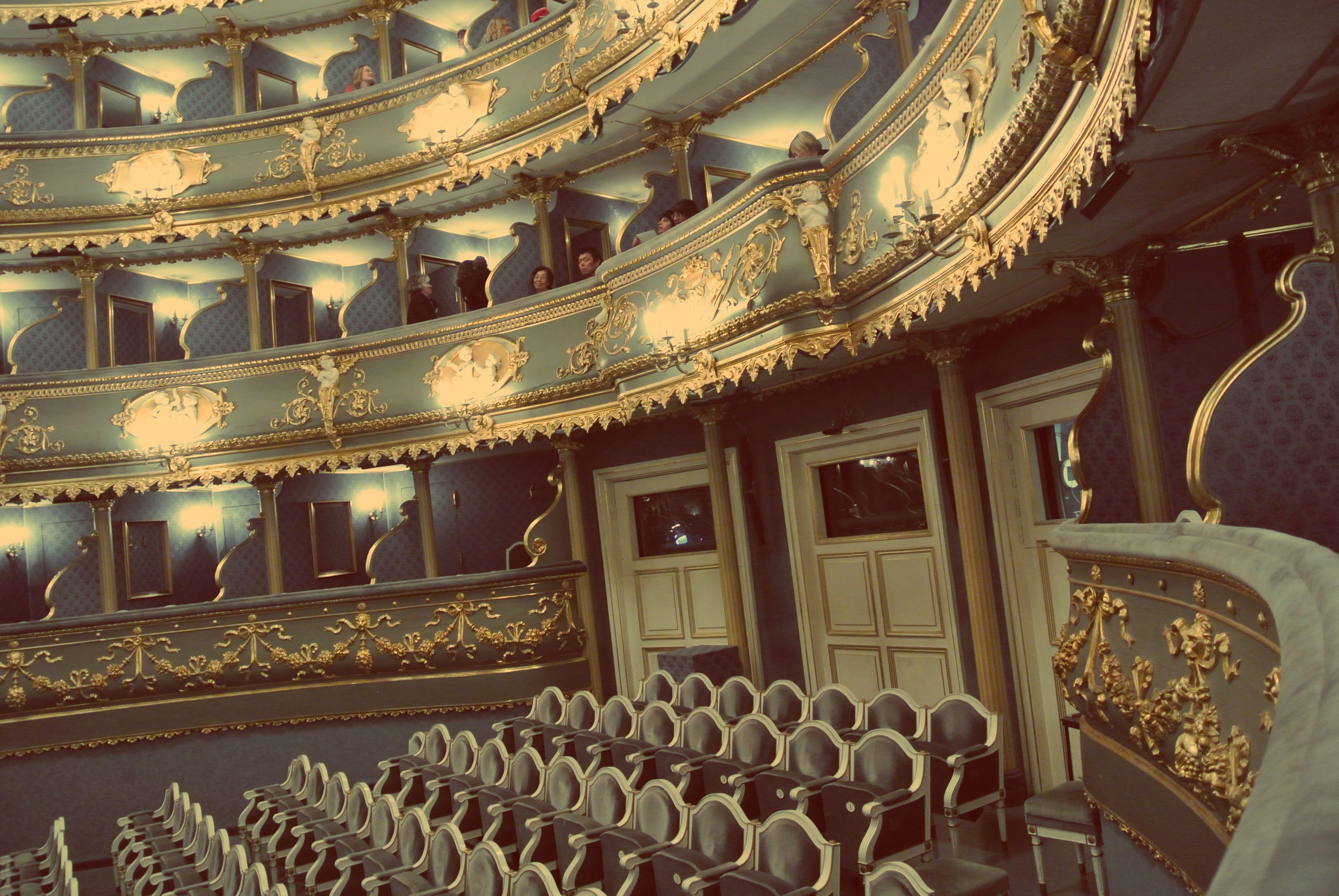 Estate theatre - Praha