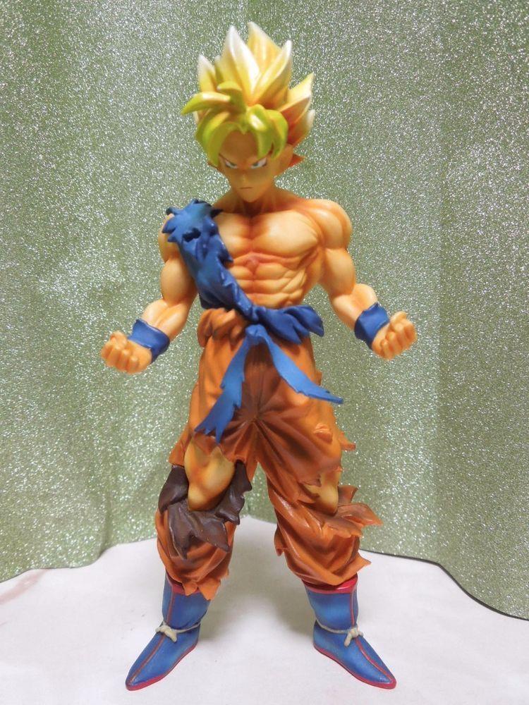Banpresto Dragonball Dragon ball Z HQ DX HQDX 5 Figure Son Gokou Goku