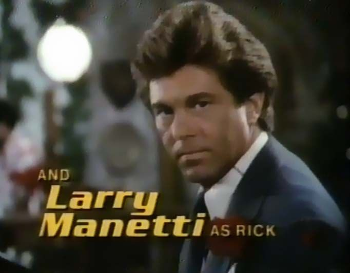 larry manetti today