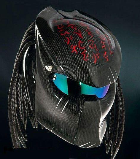 predator helmets basic helm nhk certificate dot full face. Black Bedroom Furniture Sets. Home Design Ideas