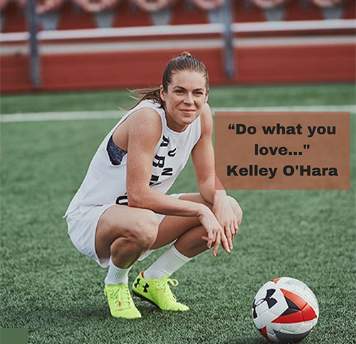 e08c5aaa6661a It can be tough to live a soccer lifestyle. Sometimes, you just want to  give up. Here are 15 inspirational quotes from your favorite socceristas to  help ...