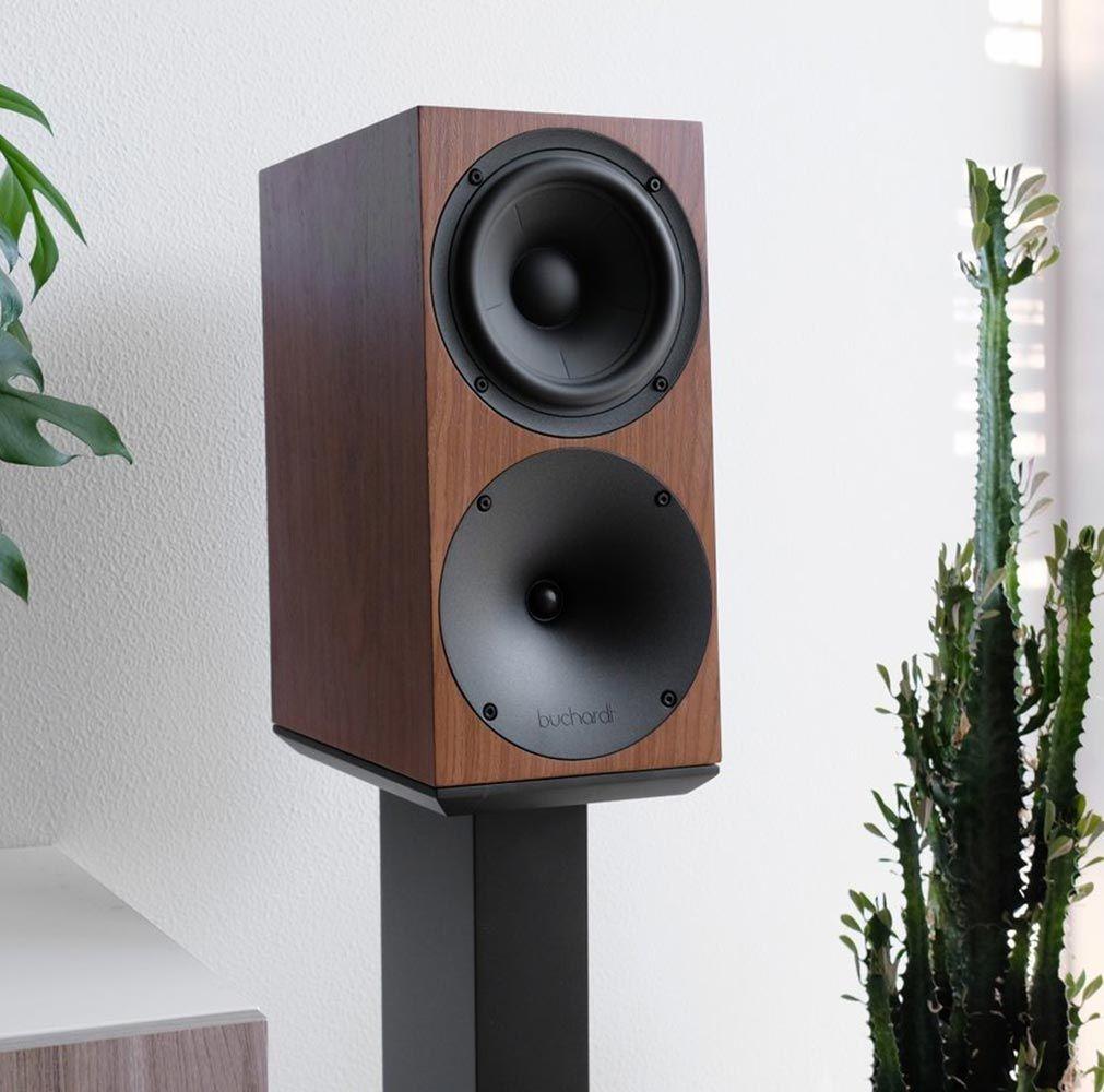 Buchardt Audio S400 Smoked Oat #zvucnici #loudspeakers | Good