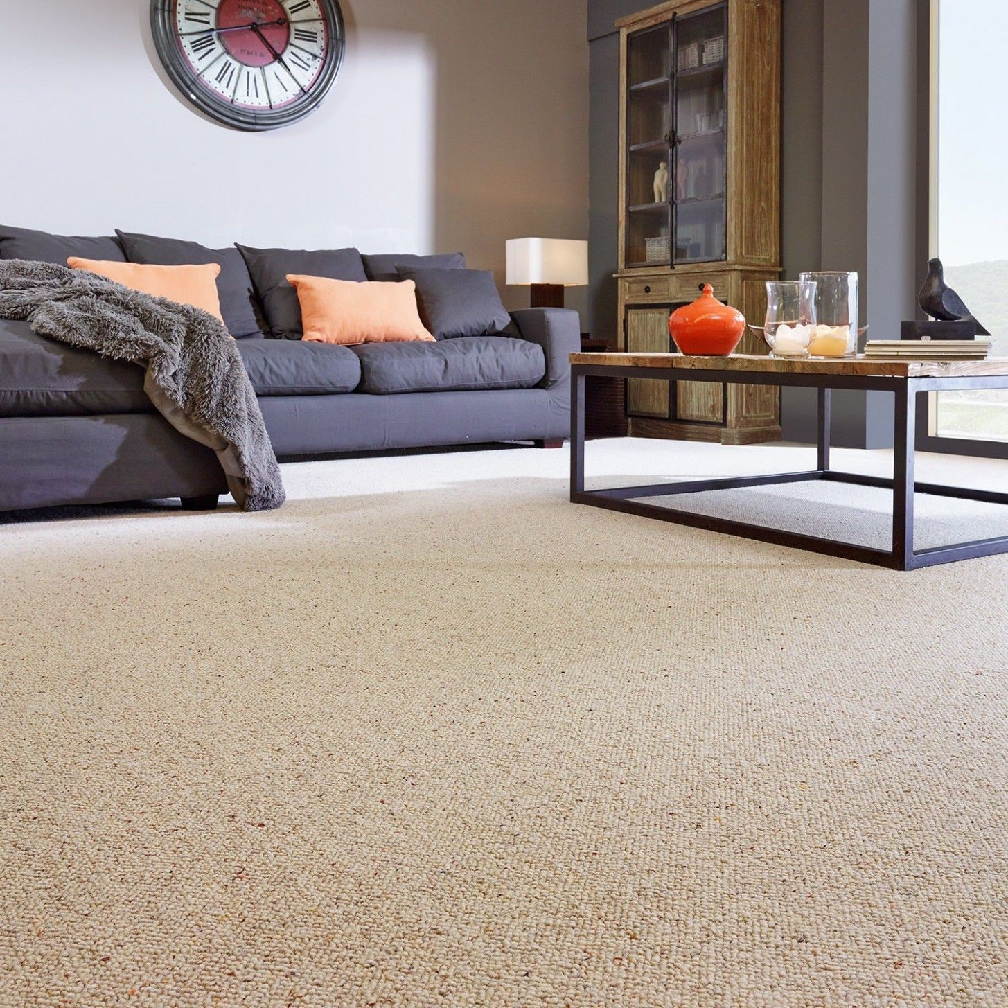 20 Stylish Lounge Room Carpet Ideas, Carpet Styles For Living Room